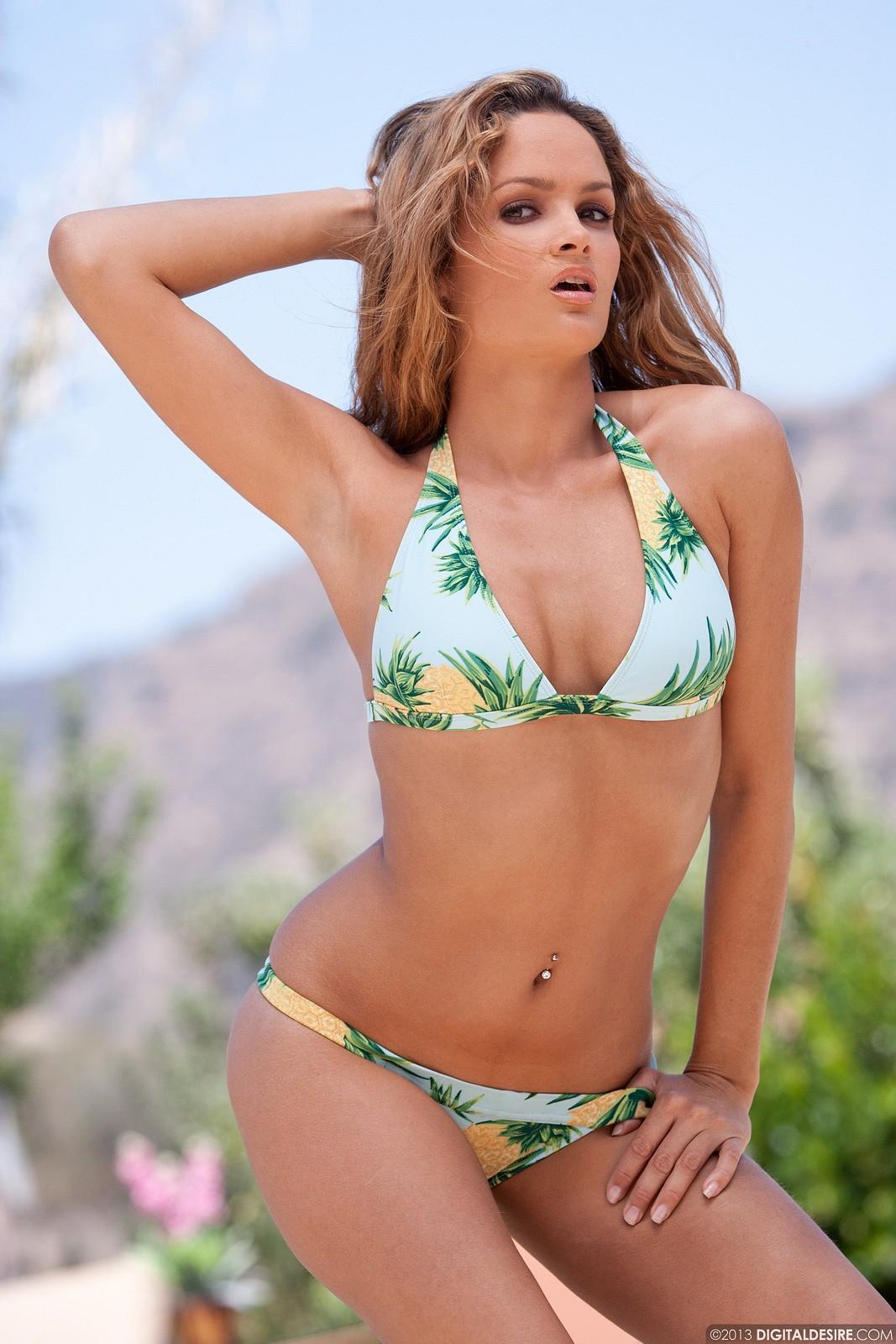 rachida dati bikini