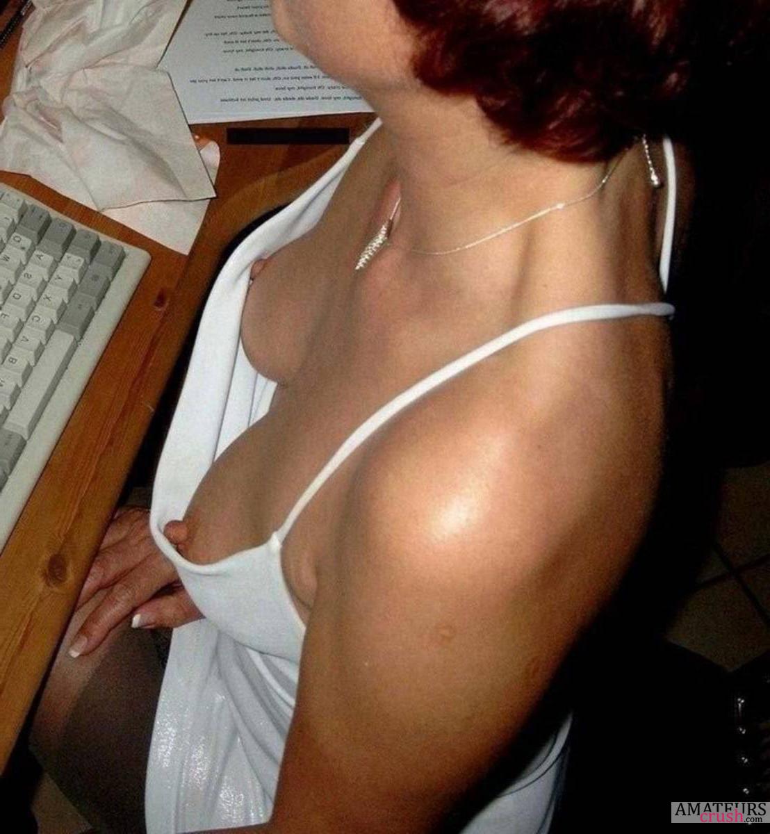 big tits bra and panties