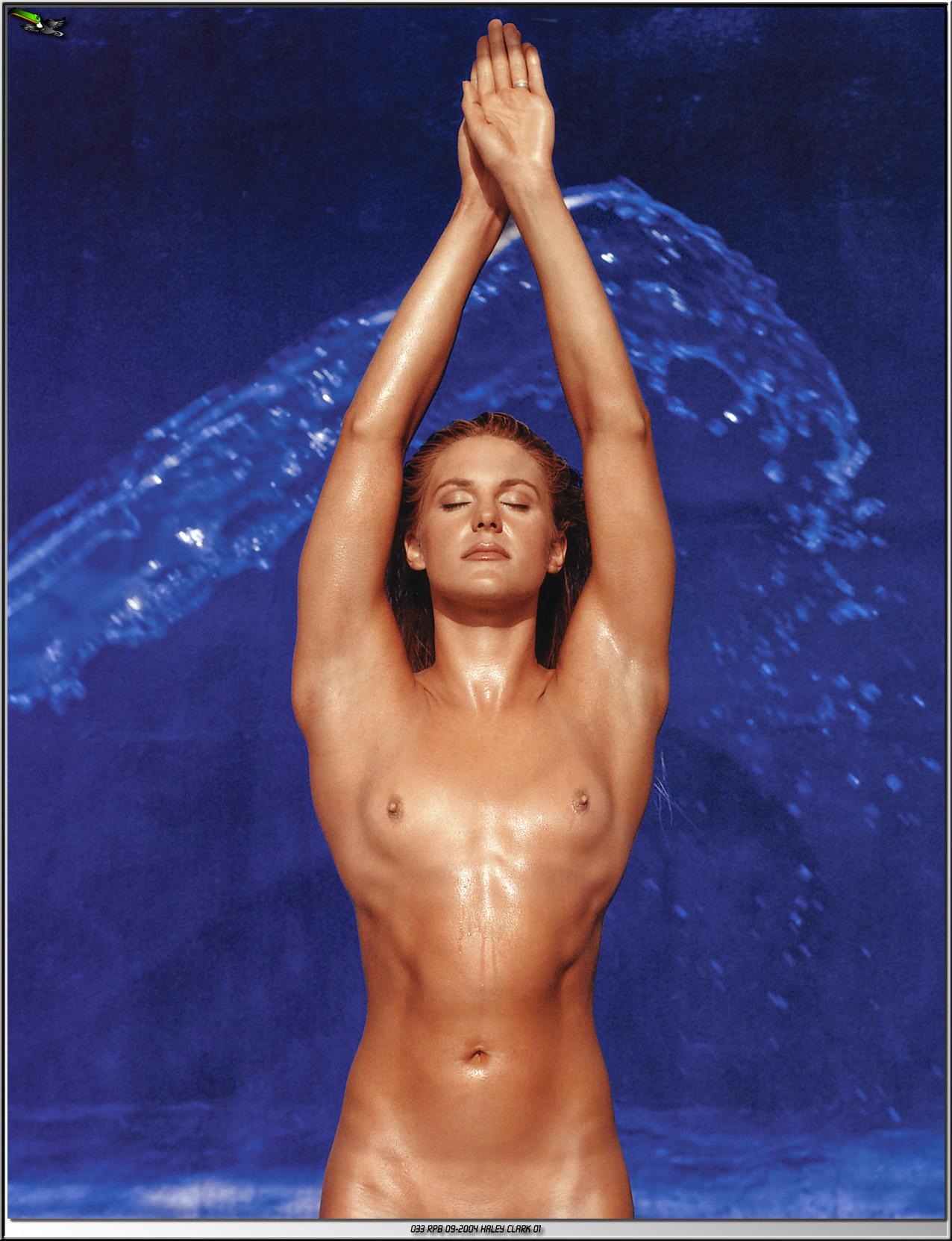 Nude athletes Professional Female