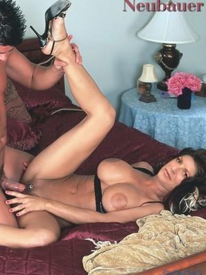 Sex christine neubauer nackt Christine Neubauer